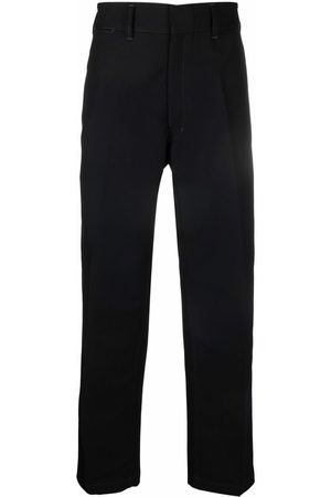 Lemaire Straight-leg relaxed trousers