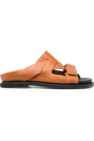 Camper Chunky leather sandals