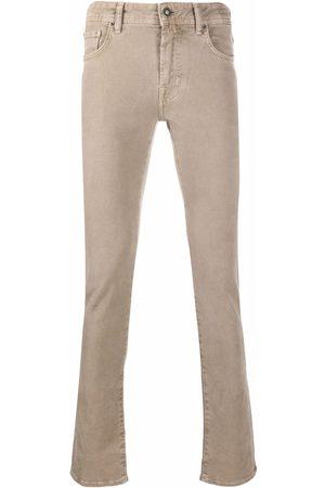Jacob Cohen Slim-cut trousers