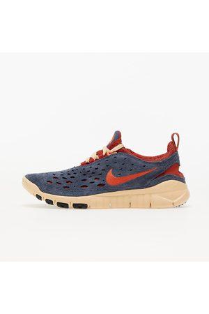 Nike Muži Doplňky - Free Run Trail Thunder Blue/ Orange-Cinnabar-Canvas