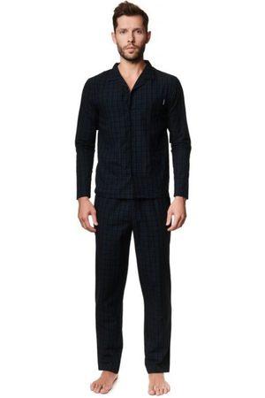 Cornette Muži Pyžama - Pánské pyžamo Henderson 39235 L