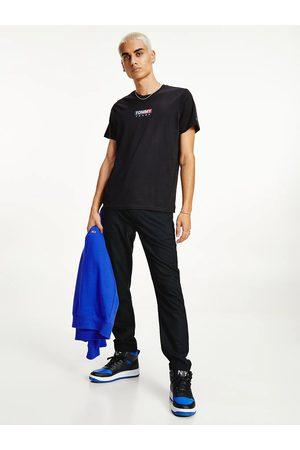 Tommy Hilfiger Muži Trička - Pánské černé triko