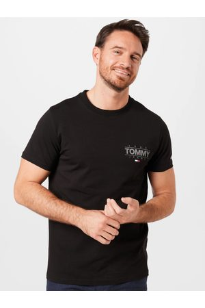Tommy Jeans Muži Trička - Pánské černé triko