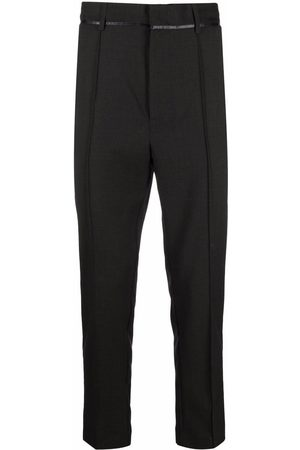 TOM WOOD Cropped tapered trousers