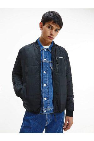 Calvin Klein Muži Bundy - Pánská oboustranná bunda