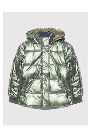 Tommy Hilfiger Dívky Péřové bundy - Vatovaná bunda