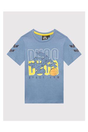 Hummel Chlapci S límečkem - T-Shirt
