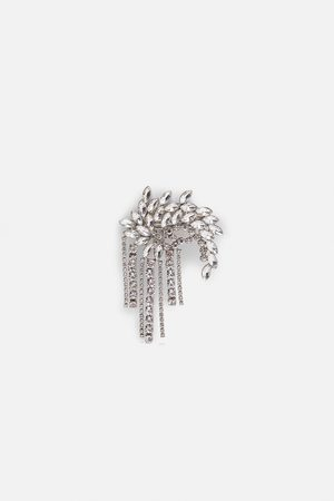 Zara Rhinestone hair clip