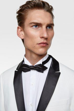 Zara Smokingové sako s kontrastem
