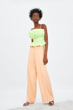 Zara široké kalhoty limitovaná edice
