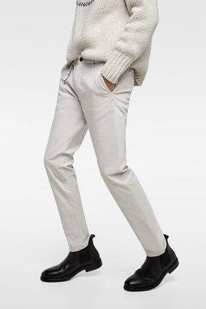 Zara Kalhoty chino new skinny