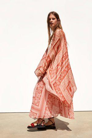 Zara Kimono potisk