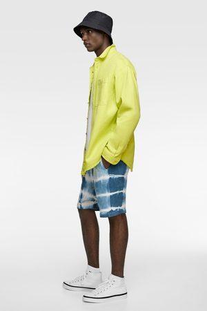 Zara Bermudy s potiskem tie dye