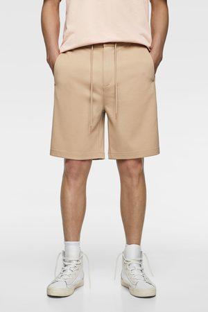 Zara Bermudy jogger premium