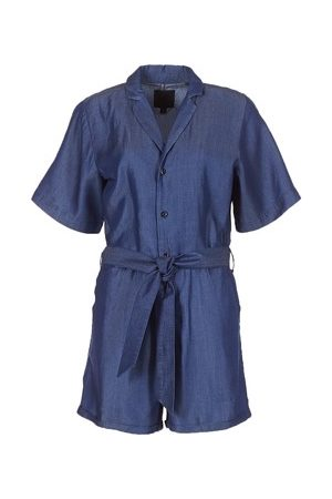 G-Star Overaly BRONSON SHORT JUMPSUIT