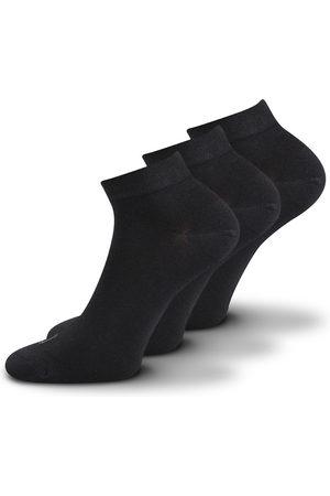 Lonka 3 PACK bambusových ponožek Desi černé