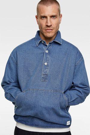 Zara Džínová svrchní košile