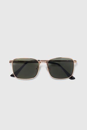 Zara Kovové sluneční brýle