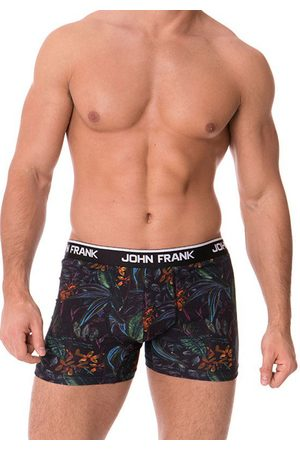 JOHN FRANK Pánské boxerky JFBD237 L