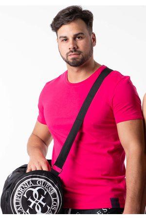 Guess Muži S krátkým rukávem - Pánské tričko U92M08 L