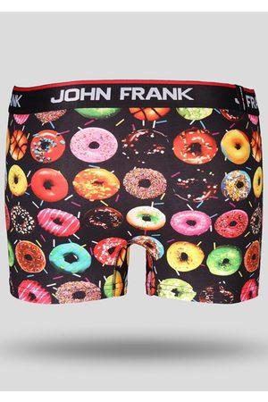 JOHN FRANK Pánské boxerky JFBD203 S