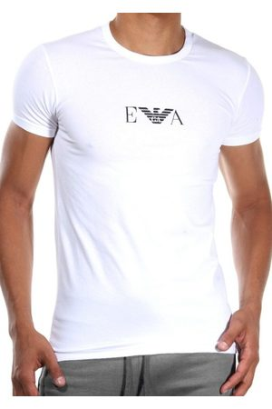 Emporio Armani Muži S krátkým rukávem - Pánské tričko 111267 CC715 L