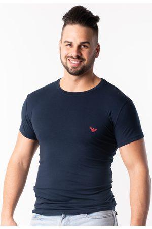 Emporio Armani Muži S krátkým rukávem - Pánské tričko 111035 9P725 L