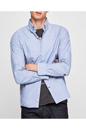 Pepe Jeans Pánská košile Boniface s drobným vzorem
