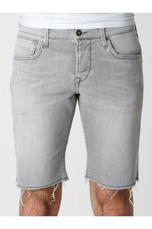 Pepe Jeans Pánské šedé šortky Chap