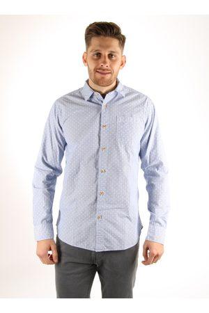 Pepe Jeans Pánská pruhovaná košile se vzorem