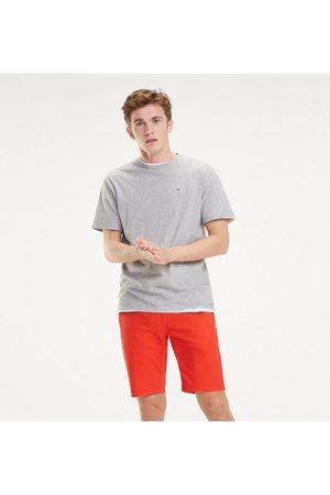 Tommy Hilfiger Pánské šedé tričko Tommy