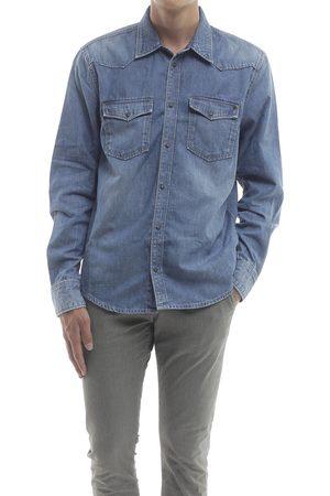 Pepe Jeans Pánská džínová košile Carson