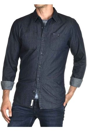 Pepe Jeans Pánská tmavě košile