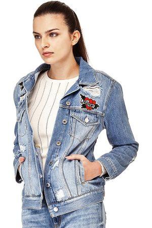 Guess Dámská džínová bunda Ellie