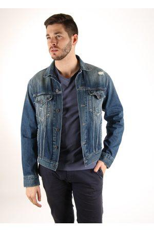 Pepe Jeans Pánská tmavě džínová bunda