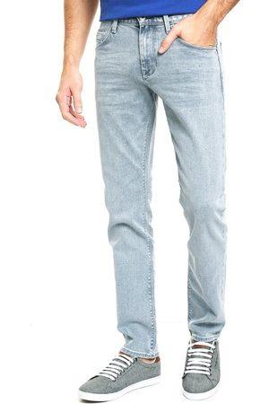Tommy Hilfiger Pánské šedé džíny Bleecker