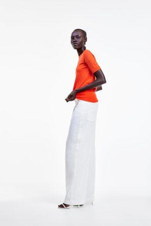 Zara široké kalhoty