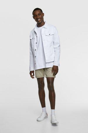 Zara Bermudy basic new skinny