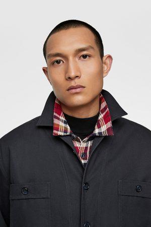 Zara Prošívaná svrchní košile