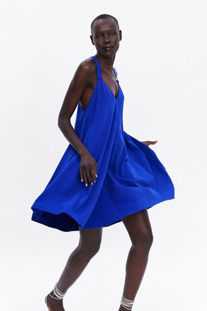 Zara šaty na ramínka