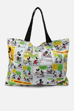 Zara Kabelka shopper mickey mouse © disney