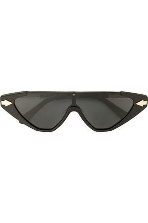 Karen Walker Sluneční brýle - Hallelujah shield sunglasses