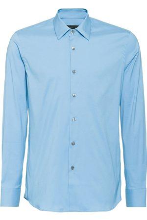 Prada Stretch poplin shirt