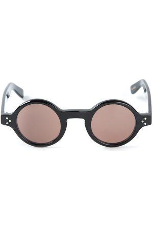 LESCA Sluneční brýle - Round frame sunglasses