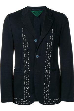 Comme des Garçons 2000's stitched blazer