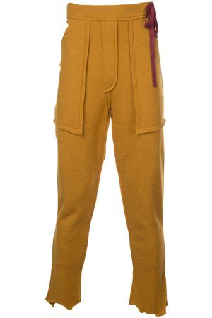 Bed J.W. Ford Elasticated waist trousers