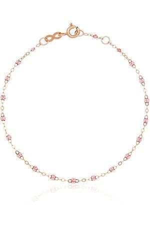 GIGI CLOZEAU 18kt rose gold beaded bracelet
