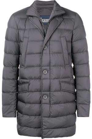 HERNO Padded straight-fit jacket