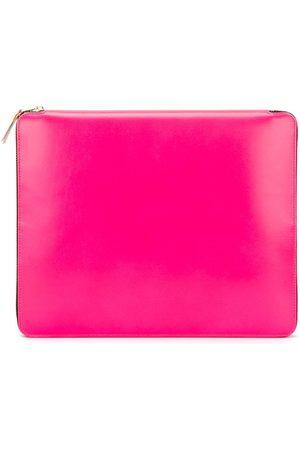 Comme des Garçons New Super Fluo iPad case