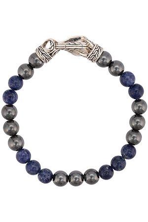 John Hardy Asli Classic Chain Link Bead bracelet